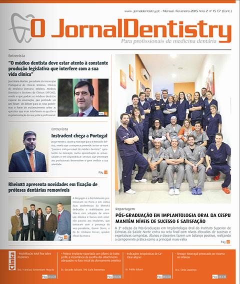 O JornalDentistry Capa #13