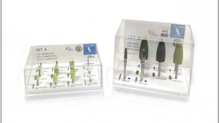 Kits Brocas e Polidores – Frank Dental