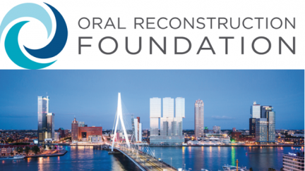 Oral Reconstruction Global Symposium – Roterdão, abril  2018