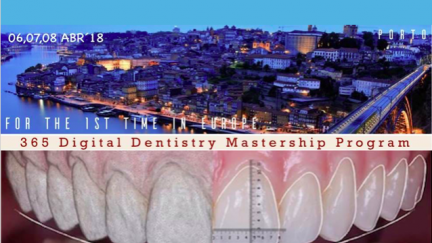 "Curso ""365 Digital Dentistry Mastership Program"""
