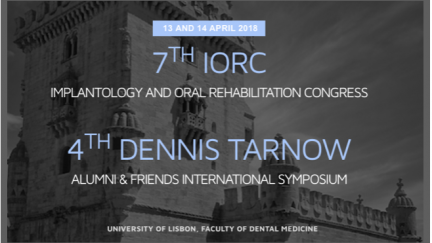 7º IORC - Implantology and Oral Rehabilitation Congress