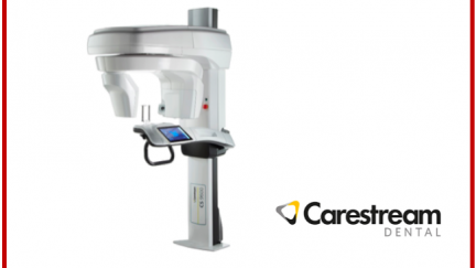 Carestream lança novo scanner extraoral