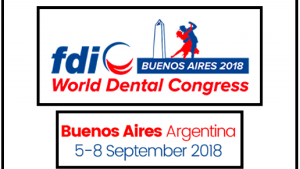 FDI World Dental Congress 2018