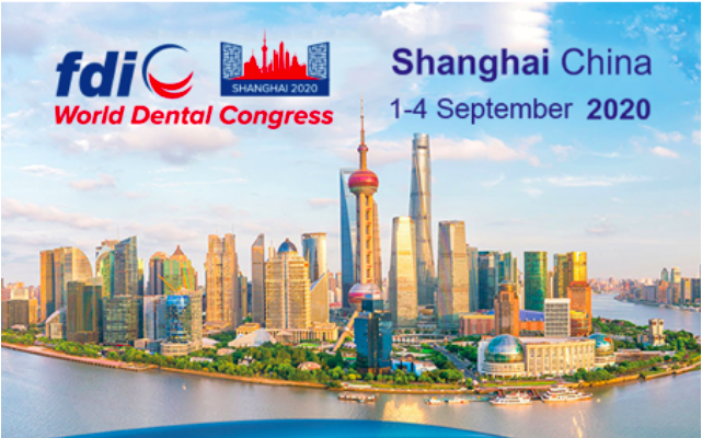 Como a China está a moldar o futuro da saúde oral no FDI World Dental Congress 2020 em Xangai
